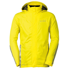 VAUDE Luminum Jacket Men canary